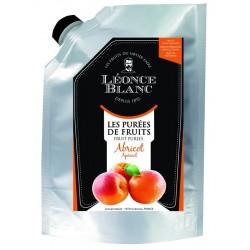 Purée d'abricot pasteurisée - 1kg  (34)