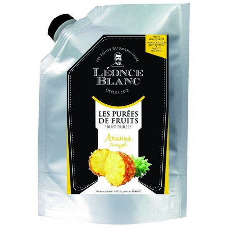 Purée d'ananas pasteurisée - 1 kg  (35)