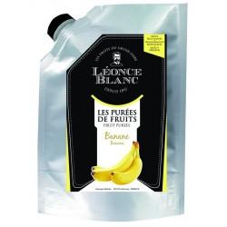 Purée de banane pasteurisée - 1 kg  (36)