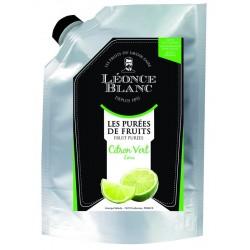 Purée de citron vert pasteurisée - 1kg  (39)